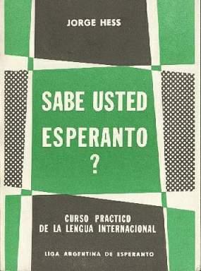 ¿Sabe ud Esperanto?